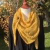 strikket sjal
