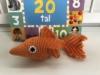 hæklet fisk